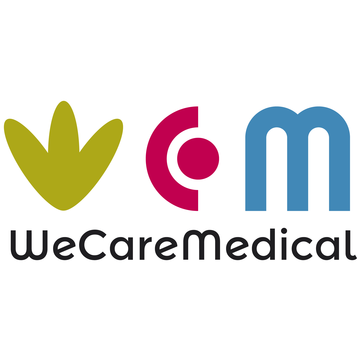 Visuele identiteit We Care Medical