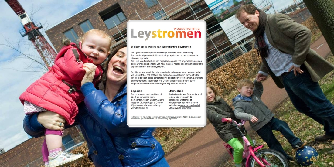 Website Leystromen
